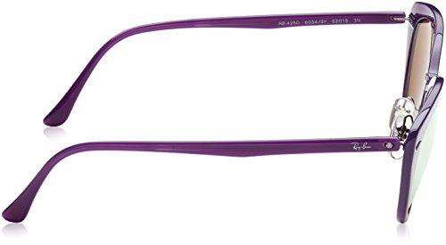 Ray-Ban Sonnenbrille (RB 4250) SHINY VIOLET