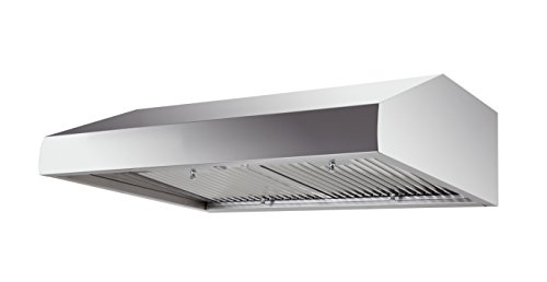 West Wind 30-inch | PRO PERFORMANCE | 700 CFM | Stainless Steel Slim Under Cabinet Ducted Kitchen Range Hood Design