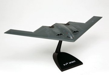 1/200 Quick Build Testors B-2 Spirit Bomber