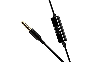 Edifier P270 Earphone Headphone IEM In Ear Monitor for Cellphone with Mic and Remote