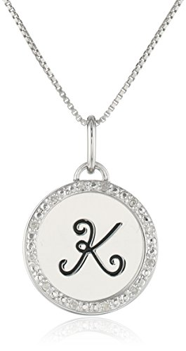 Sterling Silver Diamond Accent Two Piece