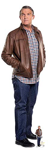 Official Star Cutouts Bradley Walsh (Graham) Lifesize Cardboard Cutout Doctor Who
