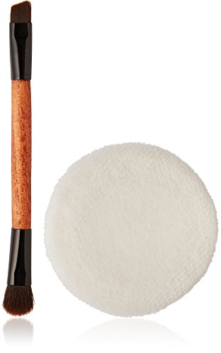 ON&OFF Dual Make-Up Sponge and Duo Eye Brush, 2 Count
