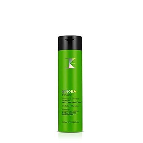 k-time Somnia Proliss Shampoo lisciante anti-crespo pelo Crespi y indisciplinati 300 ml: Amazon.es: Belleza