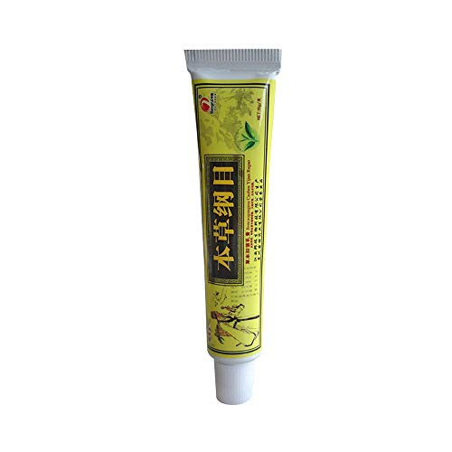 Creazy Chinese Herbal Eczema Psoriasis Creams Dermatitis And Ecze (2pcs) by Creazydog Cream (Image #3)