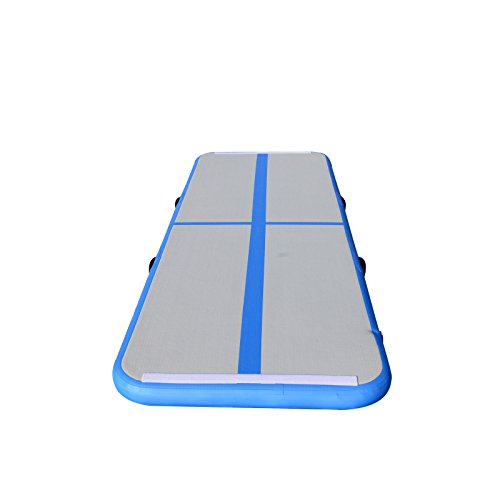Inflatable Gym Mat Home Air Floor Inflatable Tumbling Mat