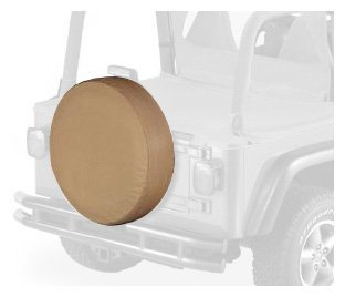 Bestop 61030-37 Bestop Tire Cover 30'' x 10'' Spare Tire Cover Tire Cover 30'' x 10''