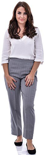 Nightingale Collection - Pantalón - para mujer Grey-2