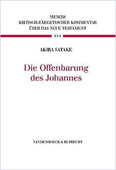 Escrito por Akira Satake: Die Offenbarung Des Johannes ...