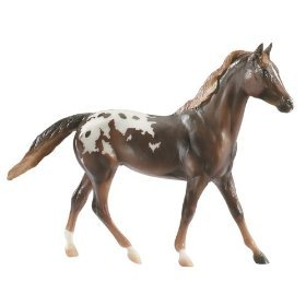 Breyer Appaloosa/Chestnut Blanket