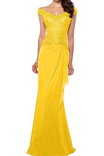 TOSKANA BRAUT - Vestido - para mujer dorado