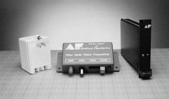 AMERICAN FIBERTEK RT10 Single Channel Rack Card Video Transmitt