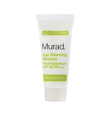 Murad Resurgence Age-Balancing Moisture Broad Spectrum SPF 30 (.33 oz) Mini