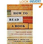 Mortimer J. Adler (Author), Charles Van Doren (Author) (532)Buy new:  $16.99  $7.38 321 used & new from $1.55