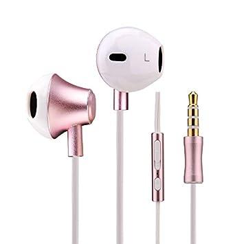 6eab37338a0 Noise Isolating In-ear Earphones Headphones with: Amazon.co.uk: Electronics