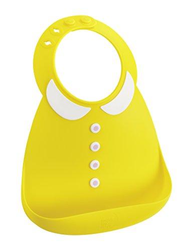 Yellow Baby Bib - 8