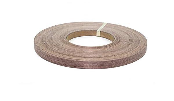 """Wood Veneer Edgebanding Edge Tape Pre-Glued 7//8/"""" x 25/' Cherry"""