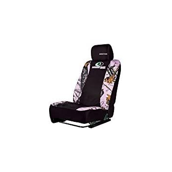 Amazon Com Browning Low Back Seat Cover Mossy Oak Pink Break Up