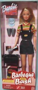 Route 66 Barbeque Bash Barbie (Route 66 Kmart)