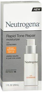 Neutrogena Healthy Skin Rapid Tone Repair Moisturizer SPF 30 1 oz (Pack of 11)