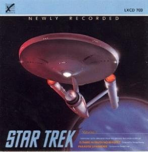 Star Trek: Symphonic Suites Arranged from the Original Television Scores by Label X