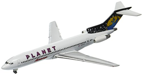 Gemini Jets Planet B727-200 1:400 Scale