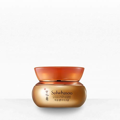 Sulwhasoo Concentrated Ginseng Renewing Eye Cream EX 20ml B07TV8Z7PM
