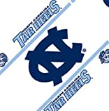 NCAA North Carolina Tar Heels Peel-n-Stick Wall Border