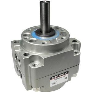 SMC CDRB1LW100-180S-R73 actuator, rotary, - Smc Mini