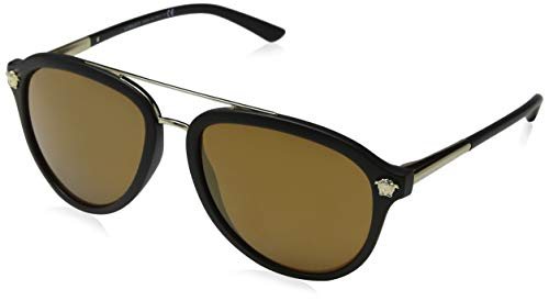 Versace Men's VE4341 Sunglasses ()