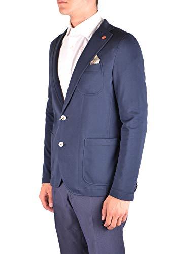 Blazer Ritz Mcbi34761 Manuel Coton Homme Bleu zqx7X6