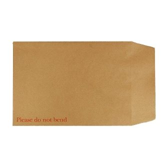 500 x C5 A5 board backed back envelopes PIP 229x162mm