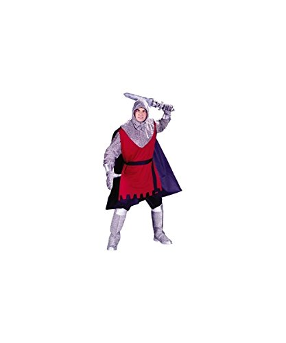 Medieval Knight Plus Size Adult Costume - Plus Size