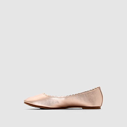 La Redoute Collections Ballerinas 2639 Pastellrosa