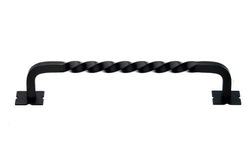 Top Knobs M1246-24 Normandy Twist Appliance Pull - Normandy Twist Appliance Pull