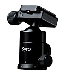 Syrp Ballhead with quick release plate