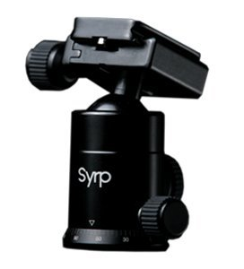 Syrp Ballhead with quick release plate by SYRP