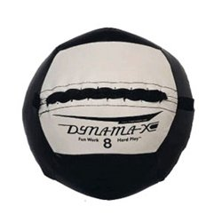 Dynamax Medicine Ball 20 lb Burly 1 by Perform Better