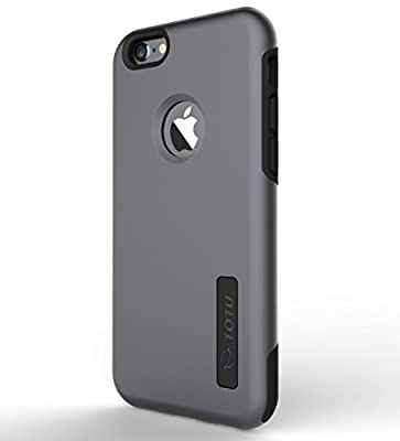 iPhone 6 Plus Case,[Scratch Resistant] TOTU® & LOOPEE Apple iPhone 6 Plus [ARMOR Series] Dual Layer Hybrid Case 5.5 inch Cover