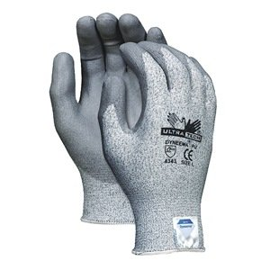 Memphis Glove 127-9676S Small Ultra Tech Dyneemastring Knit Glove Blk-W