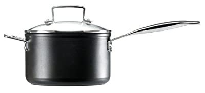 Le Creuset Toughened Nonstick 2-Quart Saucepan with Lid