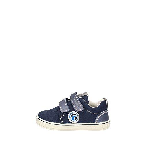Primigi - Zapatillas para niño azul turquesa 25