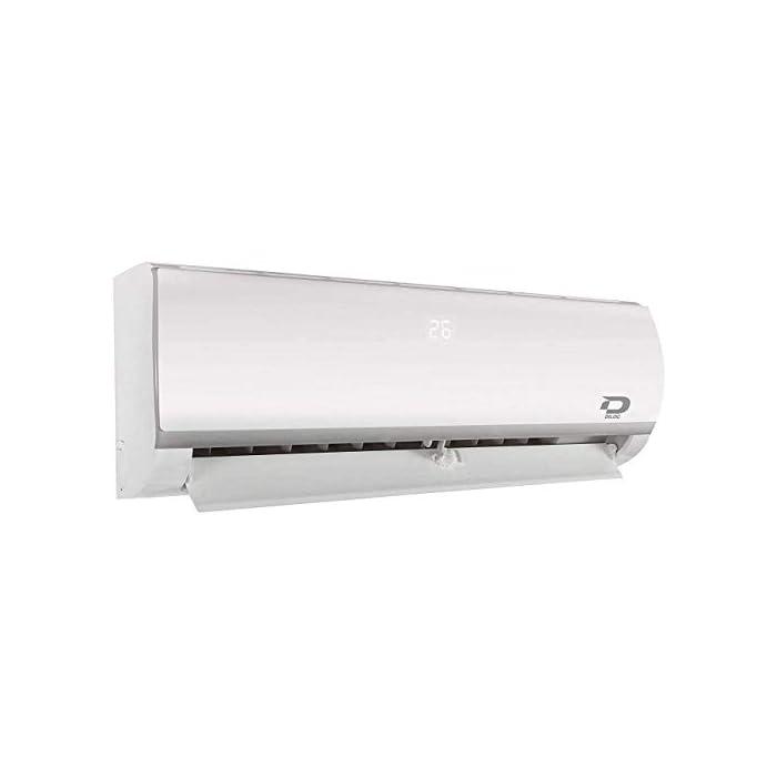 31wvP tK AL Aire acondicionado MultiSplit Climatizador Inverter Trial Gas R32 Compresor Sharp D.FROZEN360 Wifi; Función Sleep; Bomba de calor; Auto Swing; Standby Pantalla retroiluminable; función deshumidificador; clase A +++.
