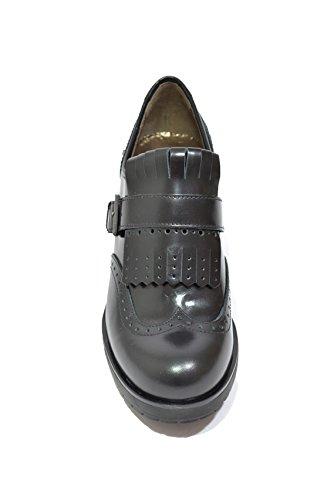 De Vestir Negro Zapatos Para Giardini Mujer Nero qESpA