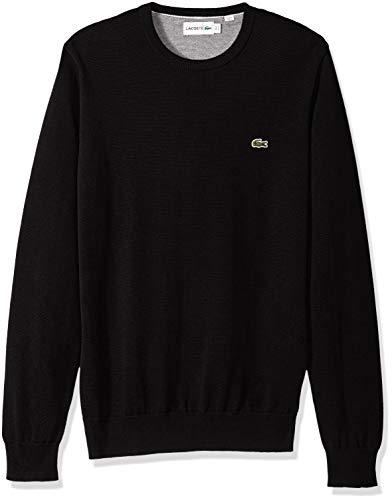 Mens Crewneck Cashmere Sweater - 8