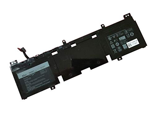 Fully N1WM4 Replacement Battery Compatible with Dell Alienware 13 R2 13.3