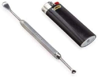 Medical Grade Non Stick Stainless Steel #2 Lil Poke-N-Tamp BAKERS Wax Carving Tool