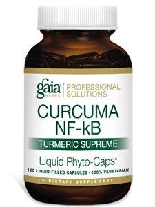 Gaia Herbs (Professional Solutions) - Curcuma Nf-Kb Turmeric Supreme 120 Capsules