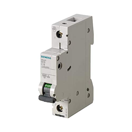 6/miniature Disjoncteur 6/KA 1/Pole B-6/a Siemens 5sl6106