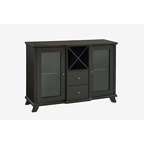 (24/7 Shop at Home 247SHOPATHOME IDI-13835 Cecelia Buffet Server, Brown)